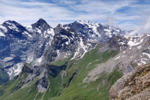 Näkymä Schilthornilta
