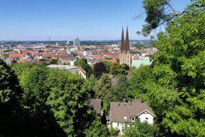 Bielefeld maisema