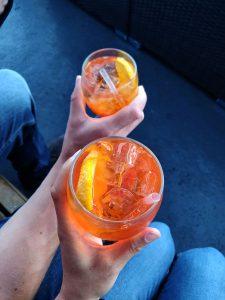 Drinksut laivalla