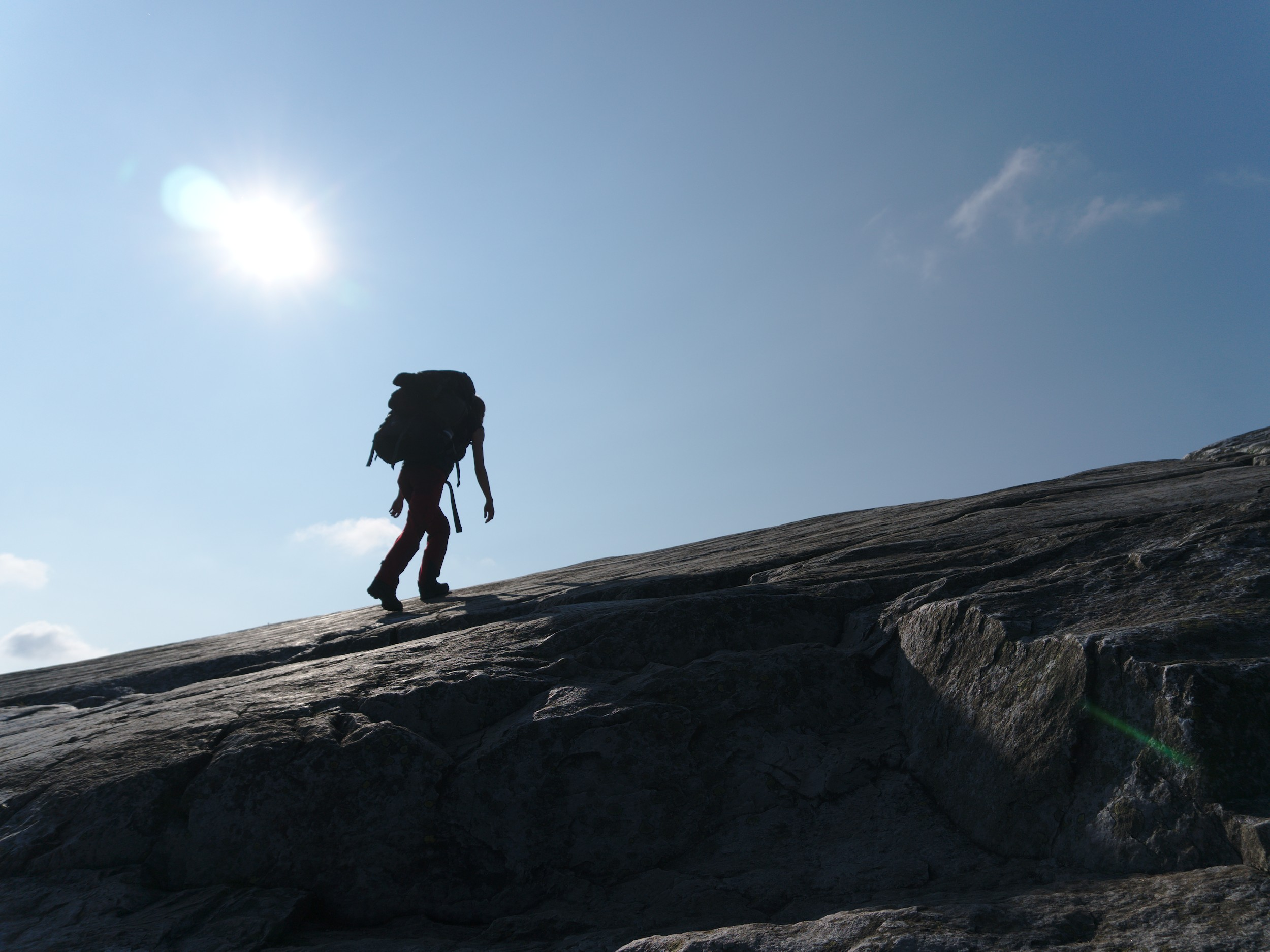 Herajärven kierroksen kalliot Ukko-Kolilla