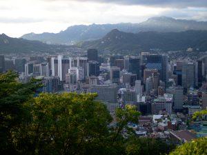 Työmatka Koreaan, Seoul