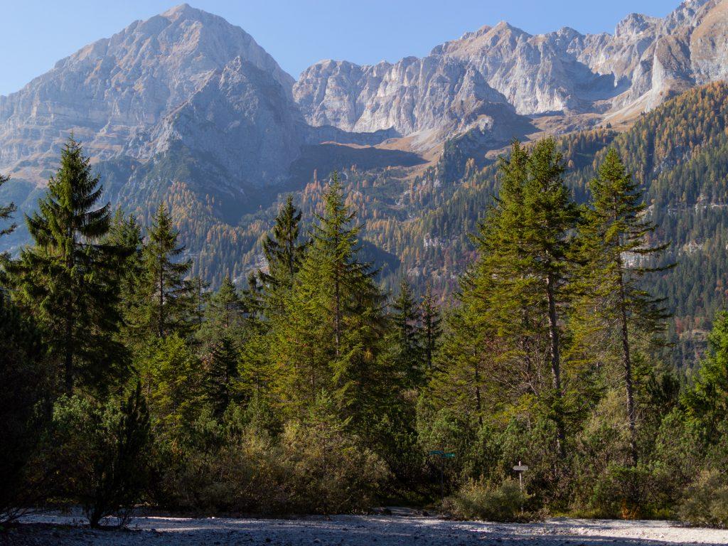 Vuoristonäkymä