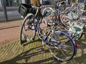 Uusi käytetty polkupyöräni