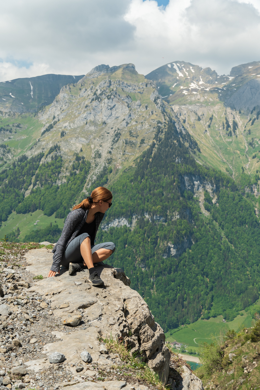 Maisemia Glaruksen kantonissa, Klöntalerseellä