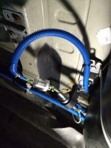 Lämmittimen polttoainepumppu