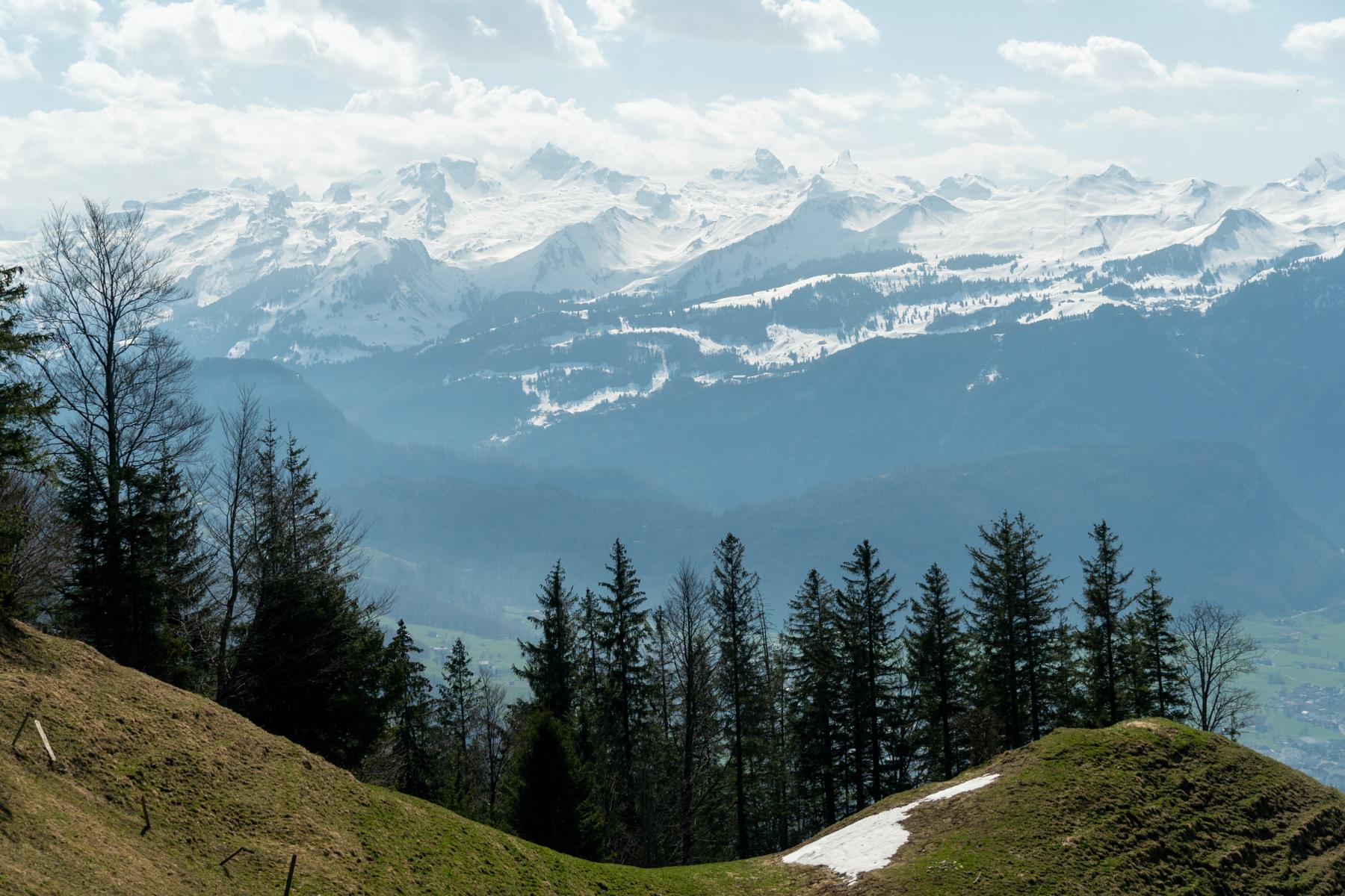 Sveitsin vuoret